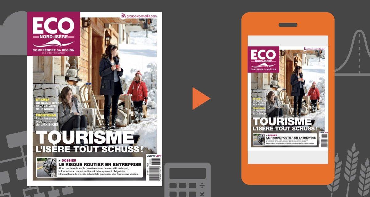 Votre magazine ECO Nord Isère du 8 mars 2019