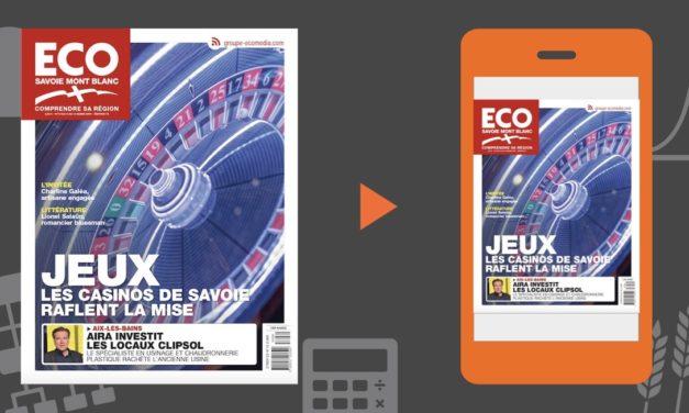 Votre magazine ECO Savoie Mont Blanc du 8 mars 2019