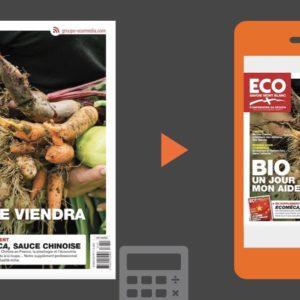 Votre magazine ECO Savoie Mont Blanc du 15 mars 2019
