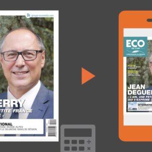 Votre magazine ECO de l'Ain du 21 mars 2019