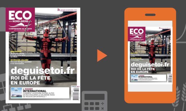 Votre magazine ECO Nord Isère du 22 mars 2019