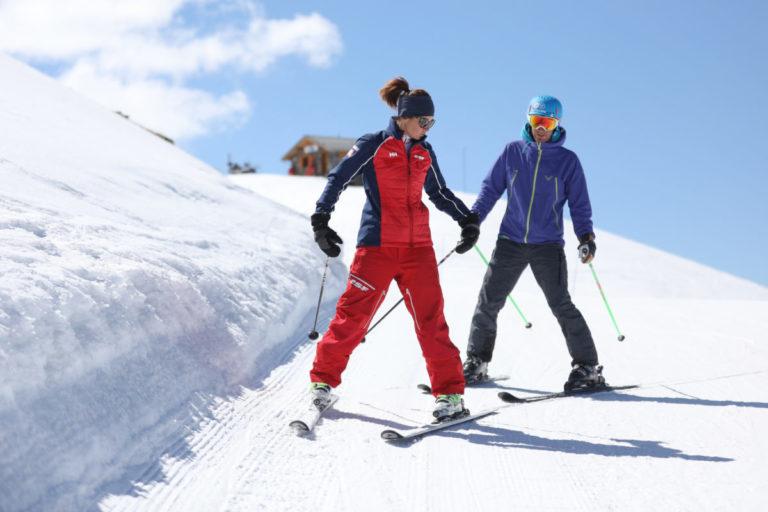 Le Printemps du ski cible les débutants