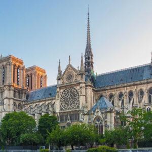 Notre-Dame de Paris : la Région se mobilise pour sa reconstruction