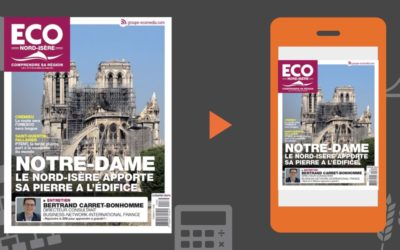 Votre magazine ECO Nord Isère du 26 avril 2019