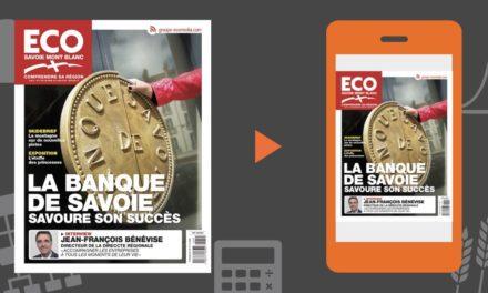 Votre magazine ECO Savoie Mont Blanc du 26 avril 2019