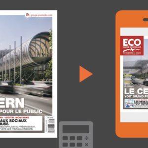 Votre magazine ECO Savoie Mont Blanc du 12 avril 2019