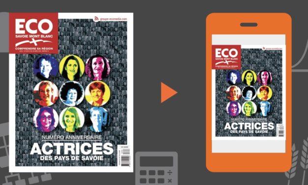 Votre magazine ECO Savoie Mont Blanc du 19 avril 2019