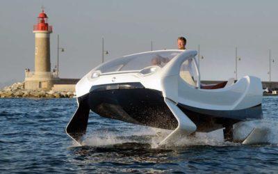 Innovation / Mobilité : Seabubbles passe  sous contrôle suisse