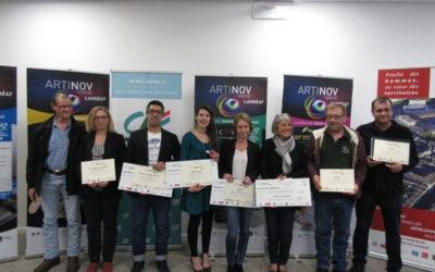 Artinov : zoom sur les lauréats savoyards