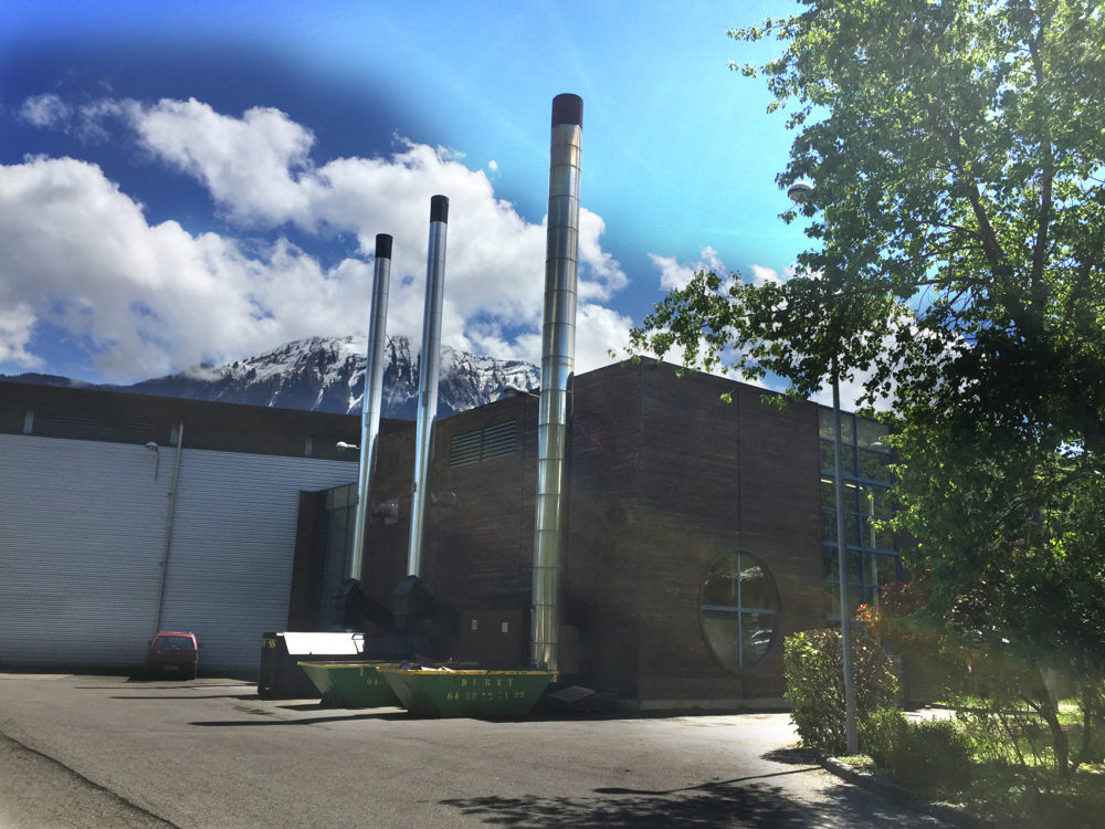 Investissements en vue pour le réseau de chaleur de Faverges-Seythenex