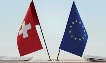 Politique :  les banques plébiscitent  l'accord-cadre Suisse-UE