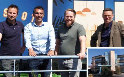 Start-up : deux nouvelles antennes pour le Grow Spot