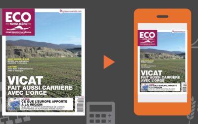 Votre magazine ECO Nord Isère du 3 mai 2019