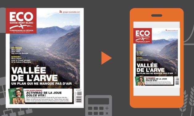 Votre magazine ECO Savoie Mont Blanc du 3 mai 2019