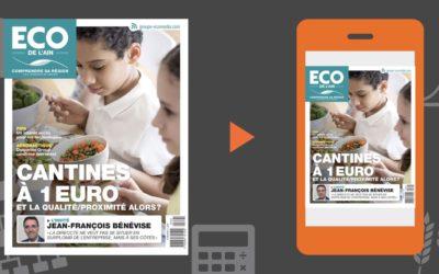 Votre magazine ECO de l'Ain du 9 mai 2019