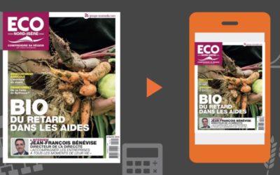 Votre magazine ECO Nord Isère du 10 mai 2019