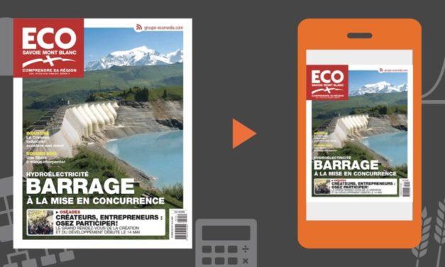 Votre magazine ECO Savoie Mont Blanc du 10 mai 2019