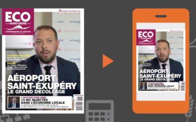 Votre magazine ECO Nord Isère du 17 mai 2019