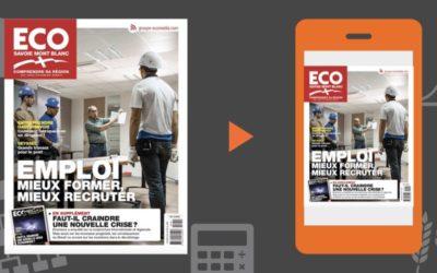 Votre magazine ECO Savoie Mont Blanc du 17 mai 2019