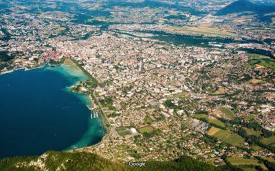 Grand Annecy et vallée de l'Arve en ZFE