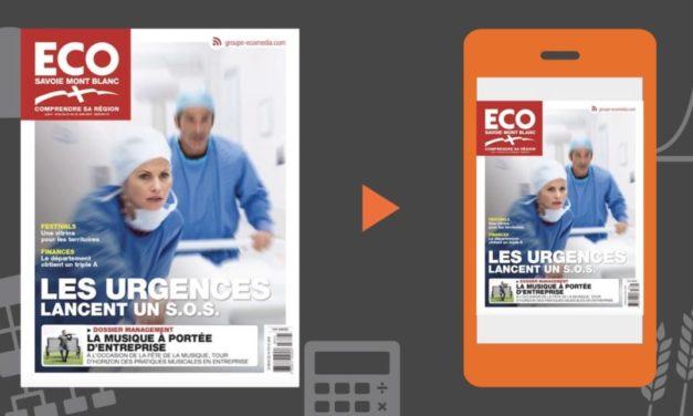 Votre magazine ECO Savoie Mont Blanc du 21 juin 2019