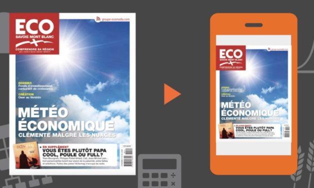Votre magazine ECO Savoie Mont Blanc du 31 mai 2019