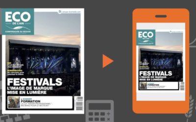 Votre magazine ECO de l'Ain du 13 juin 2019