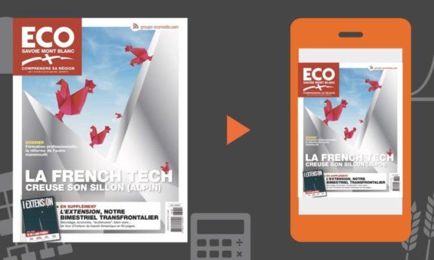 Votre magazine ECO Savoie Mont Blanc du 14 juin 2019