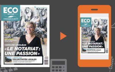 Votre magazine ECO de l'Ain du 20 juin 2019