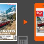 Votre magazine ECO Savoie Mont Blanc du 26 juillet 2019