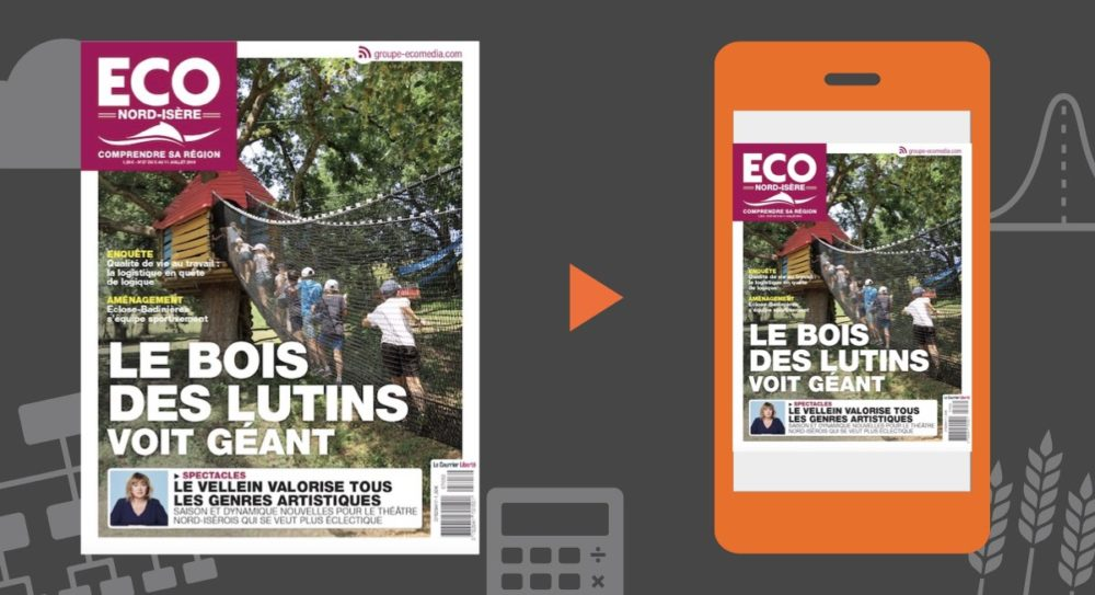 Groupe ECOmedia | ECO Savoie Mont Blanc | ECO Ain | ECO Nord-Isère