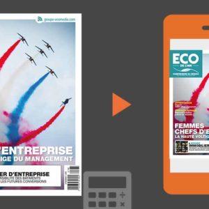 Votre magazine ECO de l'Ain du 18 juillet 2019