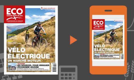 Votre magazine ECO Savoie Mont Blanc du 19 juillet 2019