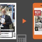 Votre magazine ECO Savoie Mont Blanc du 12 juillet 2019