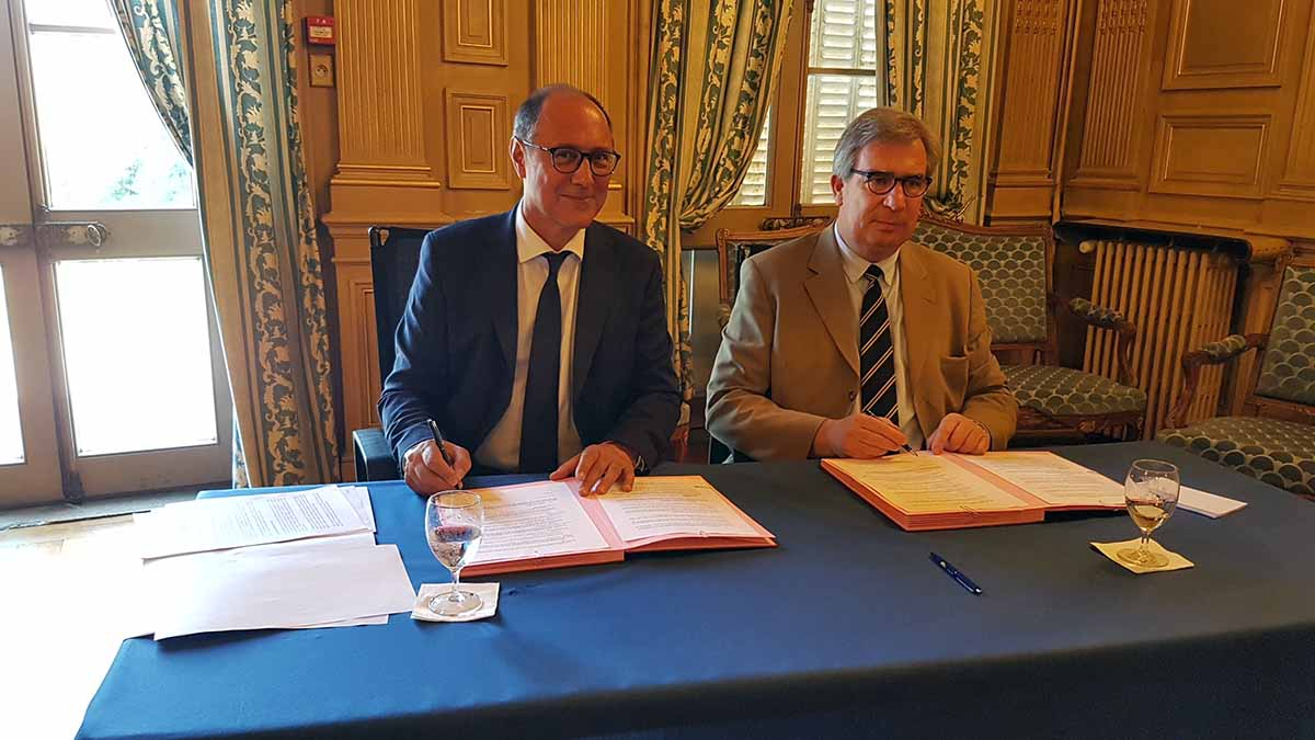 Signature du protocole mineurs non accompagnés