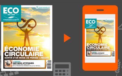 Votre magazine ECO de l'Ain du 8 août 2019