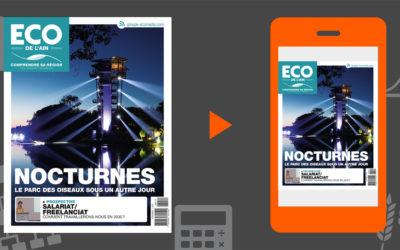 Votre magazine ECO de l'Ain du 1er août 2019