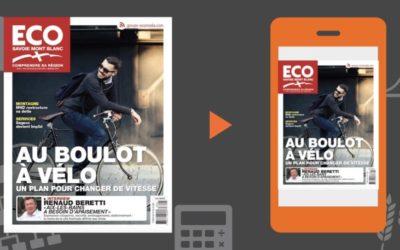 Votre magazine ECO Savoie Mont Blanc du 23 août 2019