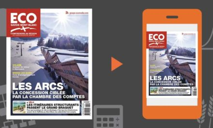 Votre magazine ECO Savoie Mont Blanc du 9 août 2019