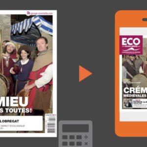 Votre magazine ECO Nord Isère du 23 août 2019