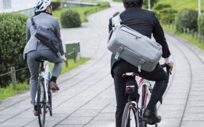 Au boulot à vélo : un peloton encore clairsemé