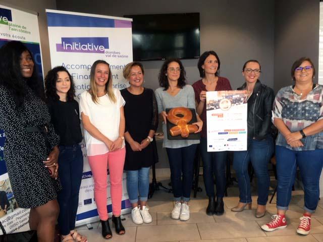 Lancement du concours Initiative O Féminin dans l'Ain