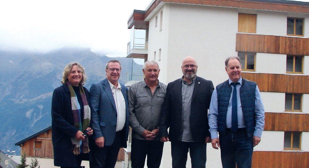 Le Congrès des Maires de l'Isère élève le débat