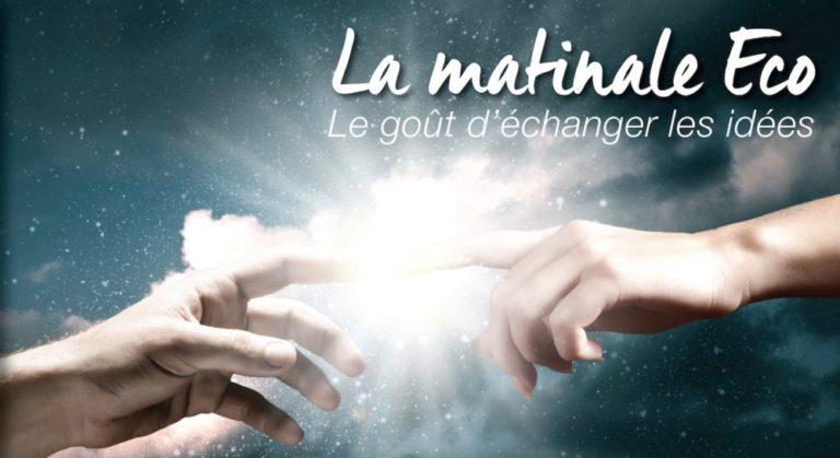 Matinale ECO : vendredi 11 octobre à Annecy