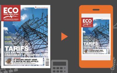 Votre magazine ECO Savoie Mont Blanc du 20 septembre 2019