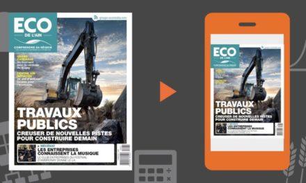 Votre magazine ECO de l'Ain du 26 septembre 2019