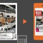 Votre magazine ECO Savoie Mont Blanc du 6 septembre 2019