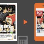 Votre magazine ECO Savoie Mont Blanc du 13 septembre 2019