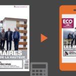 Votre magazine ECO Nord Isère du 20 septembre 2019