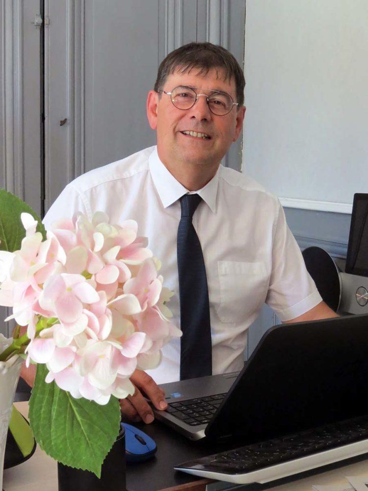Patrick Chaize, sénateur de l'Ain, président de l'Avicca